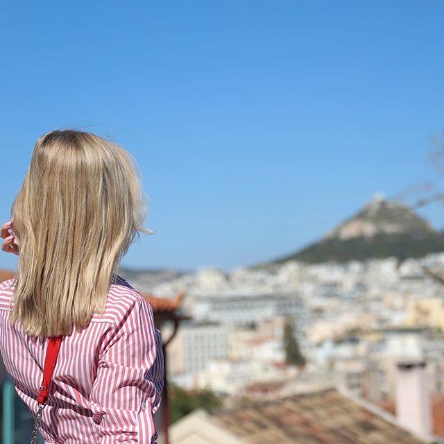 Nowy vlog z Aten już na YT!  bit.ly/2qoOFMH  Jak Wam się podoba?