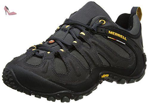 Merrell Moab 2 Mid GTX - Chaussures de Randonnée Hautes Homme - Gris (Castlerock) - 40 EU/6.5 UK GPr4oQ3jGu