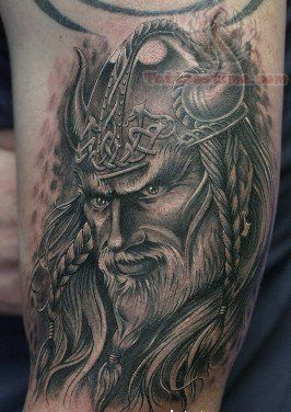 Viking Warriors Tattoo