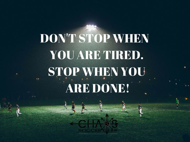 Football Motivational Quotes: 25+ Best Soccer Quotes On Pinterest