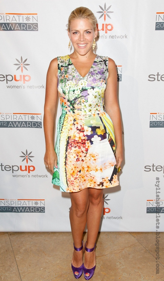 Stylish Starlets: Style Crush: Busy Philips