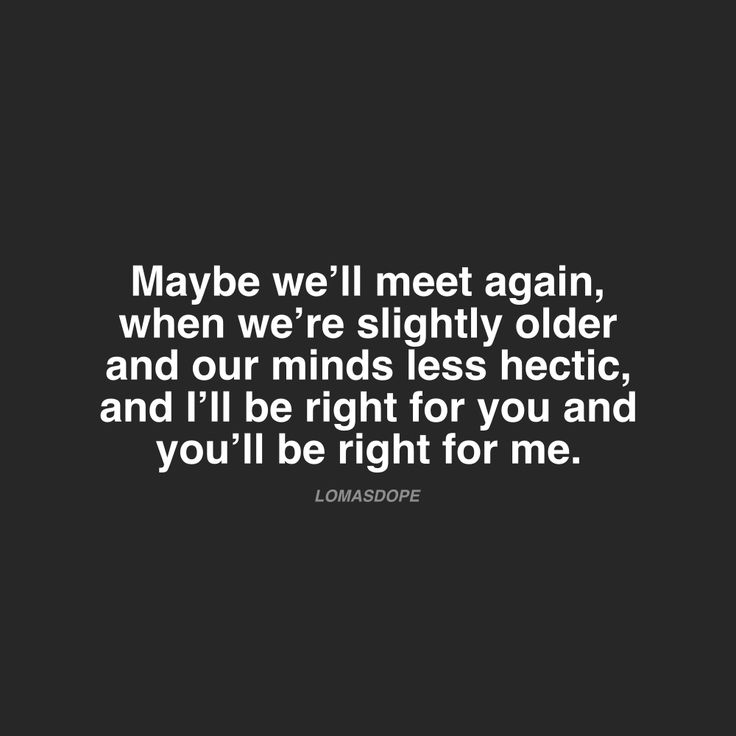 hope to meet you again quotes