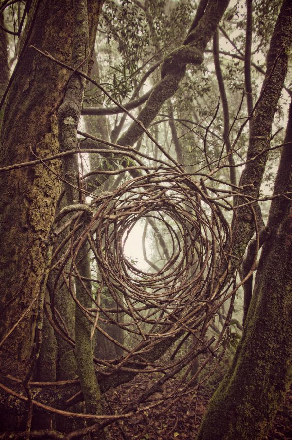 Exploring Land Art by Simon Max Bannister