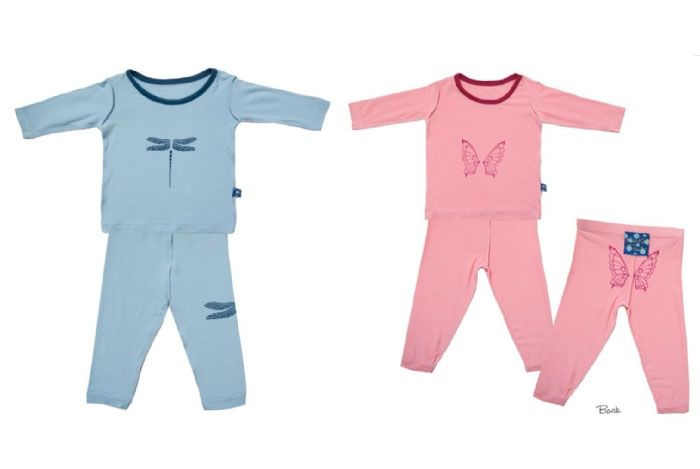 """KicKee Pants has just unveiled their brand new comfy line of apparel for babies and kids with the """"Butterfly Disease,"""" Epidermolysis Bullosa (EB)in support of The Butterfly Fund. The Butterfly Babi..."""