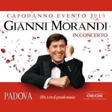 Gianni Morandi - 50 milioni di dischi venduti, 820 settimane in classifica, 3500 concerti in Italia, 400 live all'estero, in più di 40 nazioni: Gianni Morandi è la musica italiana.  Un concerto evento in cui l'artista bolognese, accompagnato dalla sua band, mette...