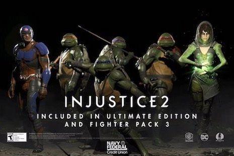 #tmnt #injustice2 #ps4 #wb #DC #enchantress #Atom #ninjaturtles #aussiegamer #gamer #gaming #gamers #videogames #videogamesaddict #streaming #twitchtv #cosplayers #cosplay #superheroes #geekgaming #nerd