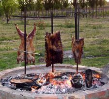 Building Your Own Barbecue - includes varies types and detailes