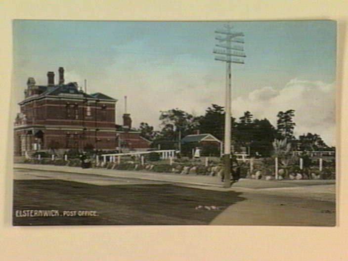 ELSTERNWICK. POST OFFICE. [picture] , State Library of Victoria