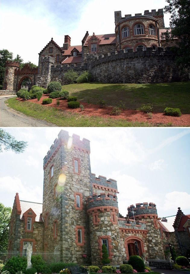 Castle Wedding Venues in the United States   Wedding ...