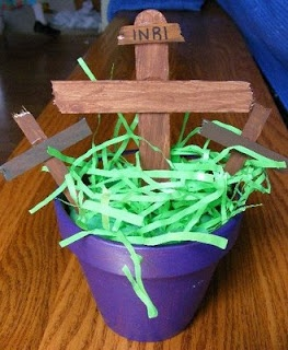 Crafts for Holy Week