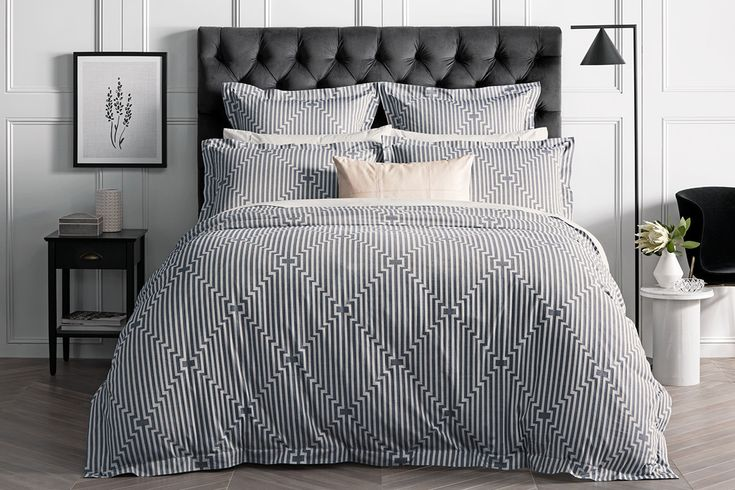 Sheridan Dumond Quilt Cover Pewter $299.95 full price in Queen.