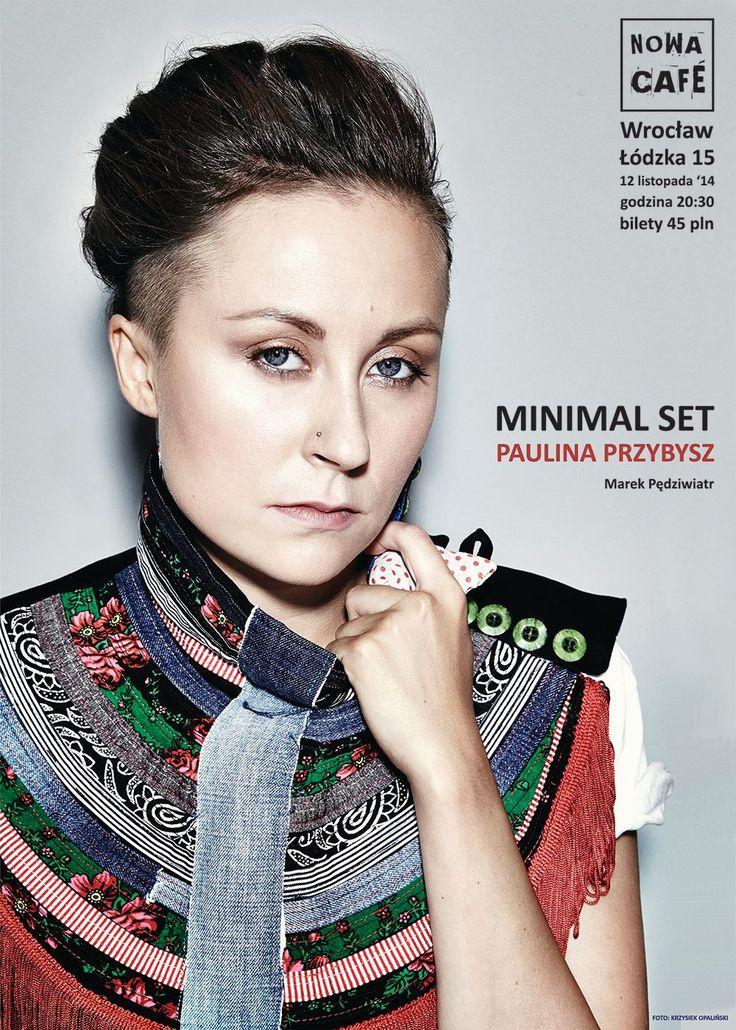 Paulina Przybysz w baboshkowym naszyjniku:)))