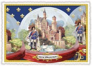 tausendschön postkarten - Neuschwanstein