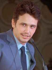 James Franco: Bachelor's in English from UCLA, Masters in Fine Arts from Columbia University AND in current pursuit of a PhD in English from Yale University #collegedegree #celebrity