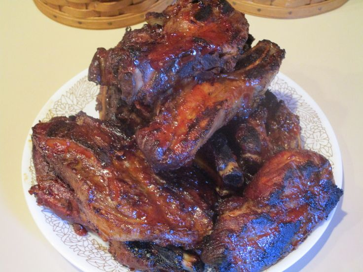 Best Ever Country Style Bone-In Ribs (Mojo Criollo) Smoked & Grilled