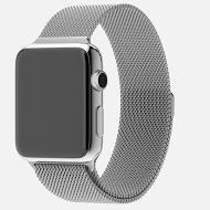 #Apple-#WATCH-42mm-#Stainless-Steel-Milanese-#Loop-Band-MJ3Y2LL-3