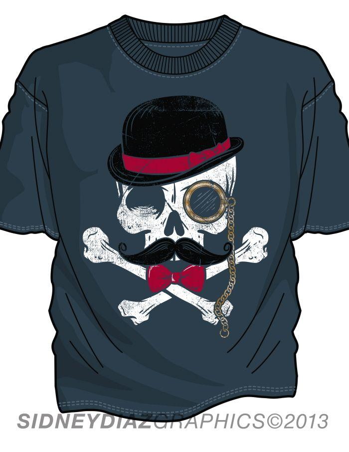Boys / Mens Graphic T'Shirts by Sidney Diaz at Coroflot.com