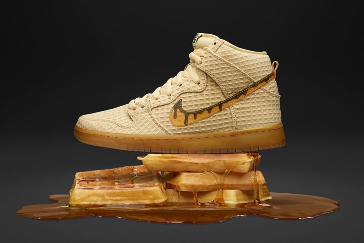 "As an ode to the most important meal of the day, Nike SB has whipped up a pair of ""Waffle"" Dunks."