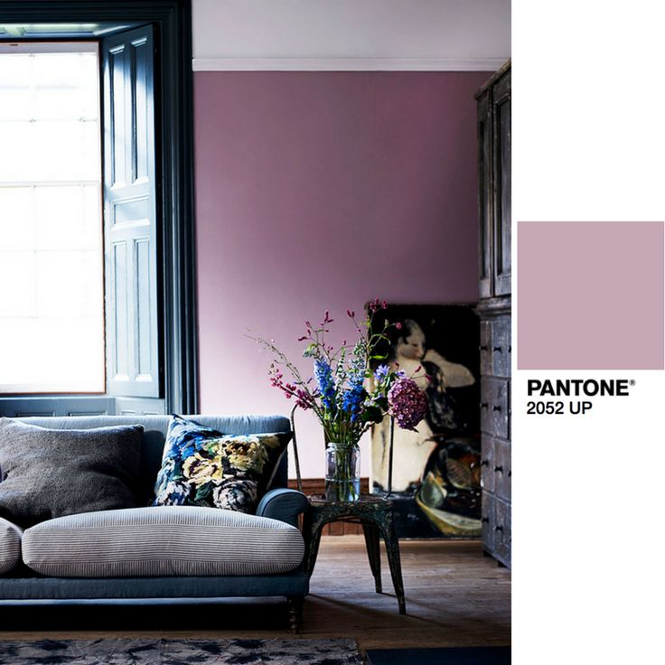 Purple, lilac, violet. Whatever you may call it, this part of the color spectrum can be especially difficult to decorate with. This season, we're craving the shade with moody undertones and an entirely unreserved decor scheme.