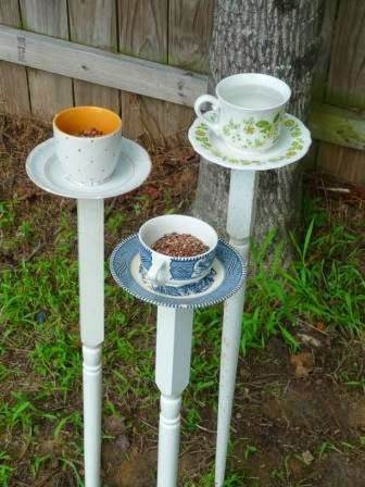 1000 ideas about garden whimsy on pinterest garden for Funky garden designs