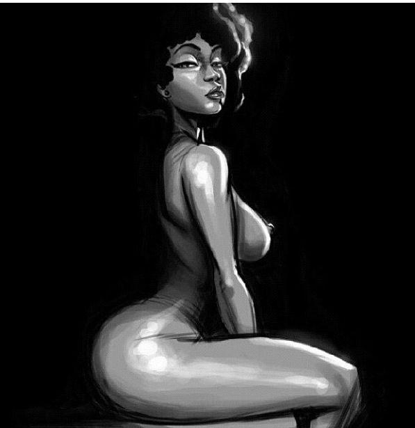 Sex black magic women an erotic