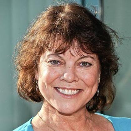 Irish American actress Erin Moran from the hit TV series Happy Days