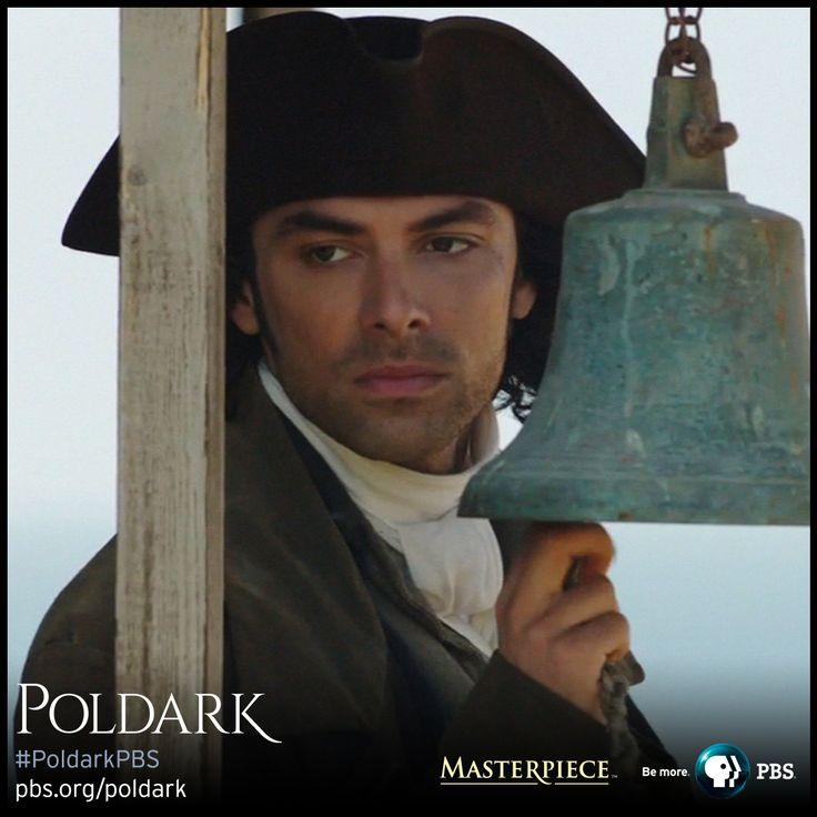 Aidan Turner as Ross in Nampara costume. | Poldark, as seen on Masterpiece PBS