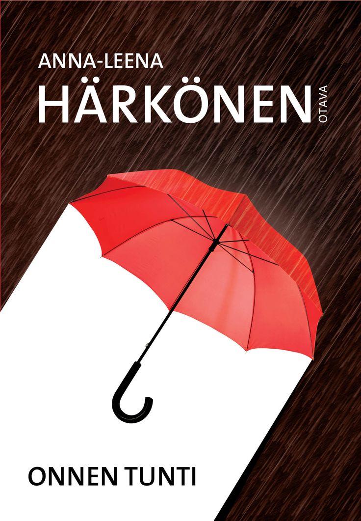 Title: Onnen tunti | Author: Anna-Leena Härkönen | Designer: Kirsti Maula