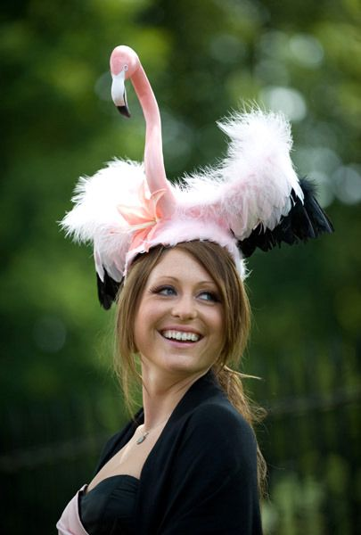 New levels of ridiculosity at Royal Ascot