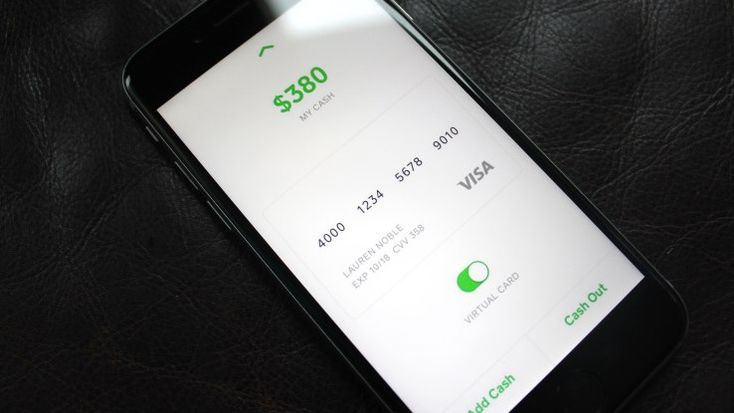 Here's a cool feature from Square Cash - the company launched a virtual card product yesterday, which gives every user a virtual Visa debit card number that..