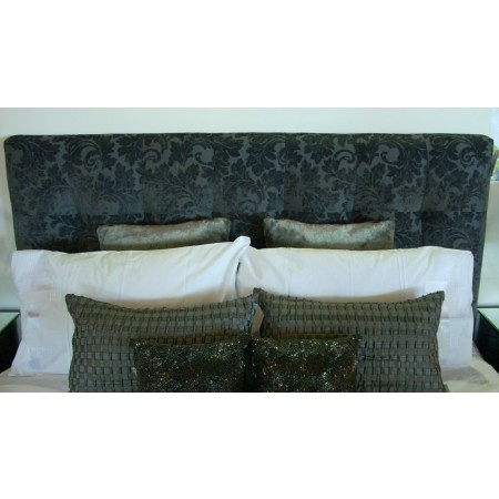 Sleep Doctor Campbelltown - Black Lable Bedhead - Upholstered Bedheads - Beds-Furniture