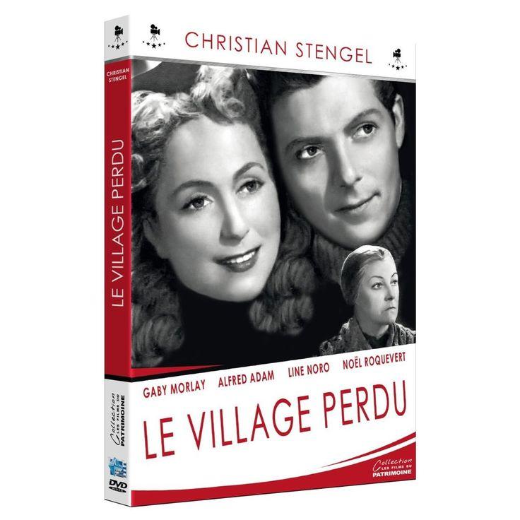 Le Village perdu GABY MORLAY - NOEL ROQUEVERT - DVD NEUF