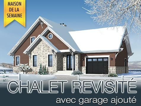 Maison de la semaine w2957 v2 maison de la semaine for Garage plan de campagne