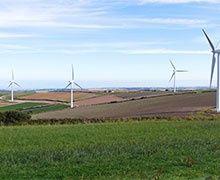 Ségolène Royal annonce un appel d'offre pour les moyennes et grandes installations éoliennes terrestres
