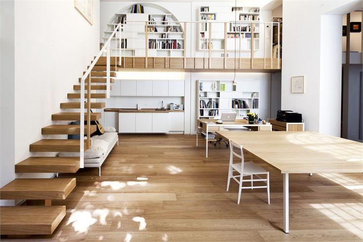 5-T House in Milan by Takane Ezoe + Modourbano.