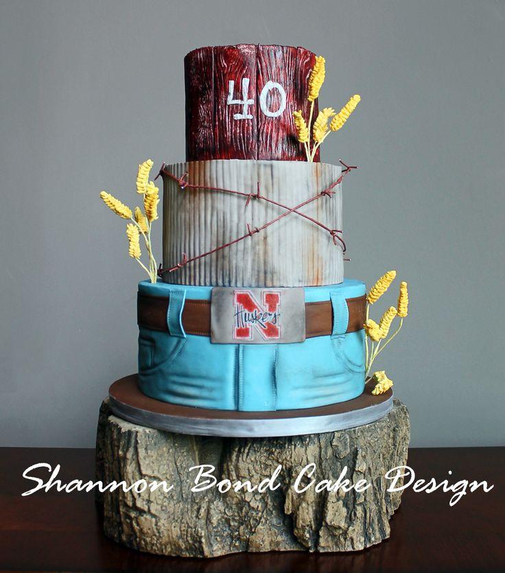 233 best Shannon Bond Cake Design images on Pinterest Beautiful