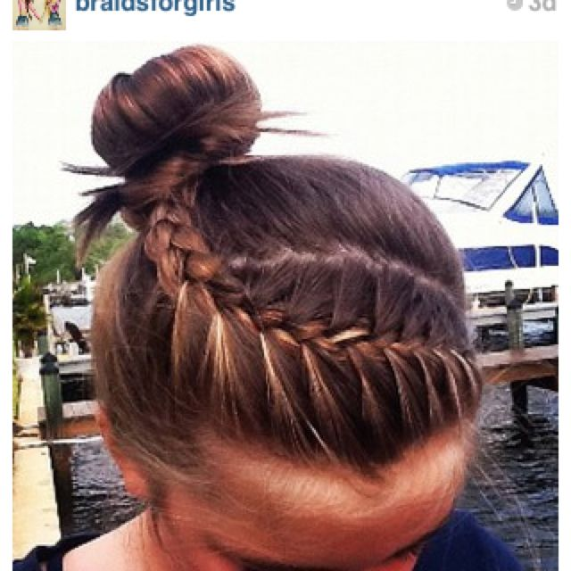 Fantastic 1000 Ideas About Ballet Buns On Pinterest Ballet Hair Buns And Hairstyle Inspiration Daily Dogsangcom