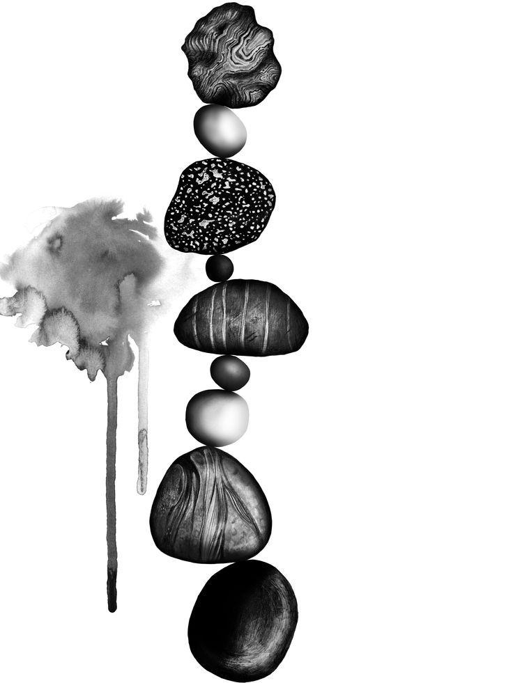 Stones instagram:acupofmestudio