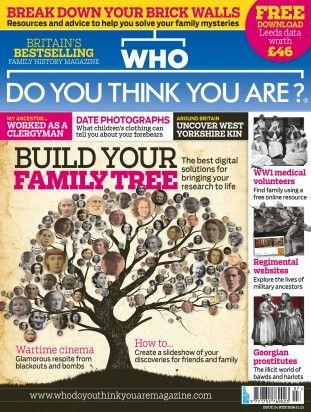 Family Historian 6 Tops The List - Genealogy & History News
