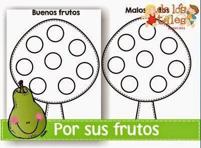 Mejores 9 imágenes de fruto del Espíritu Santo en Pinterest ...