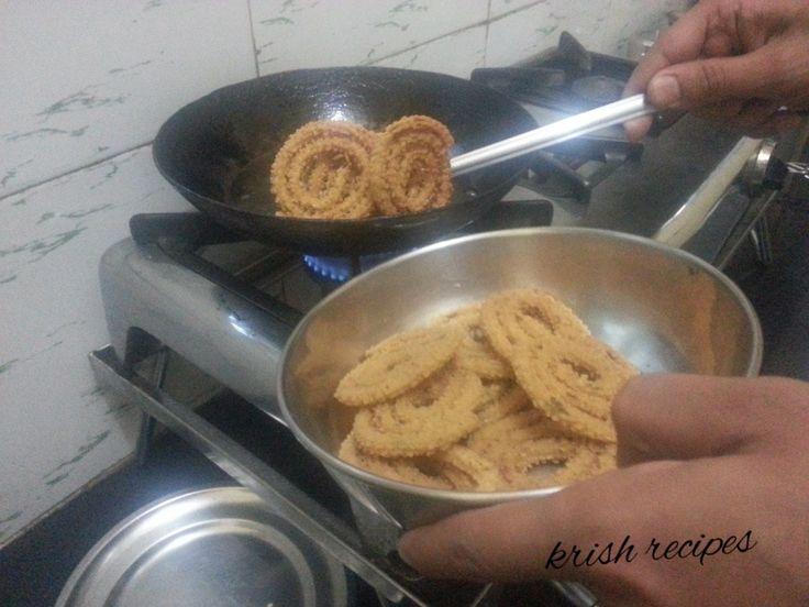 Moong Dal Chakli Bite size food, Indian food recipes