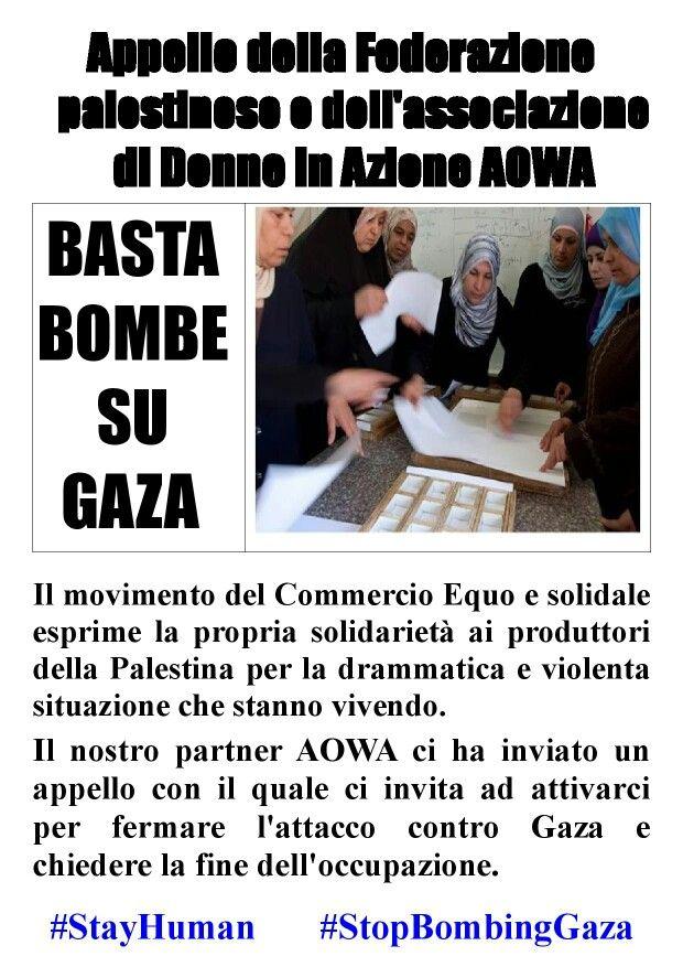 15/07/14  Bari for #Gaza