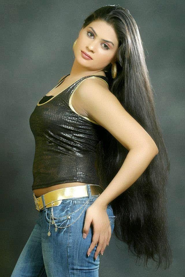 12 best panjang images on Pinterest | Long hair, Long black hair ...