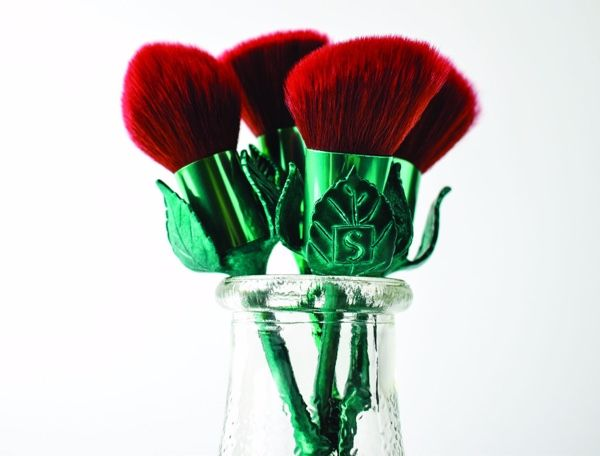 Storybook Cosmetics Unveils Enchanting Rose Brushes