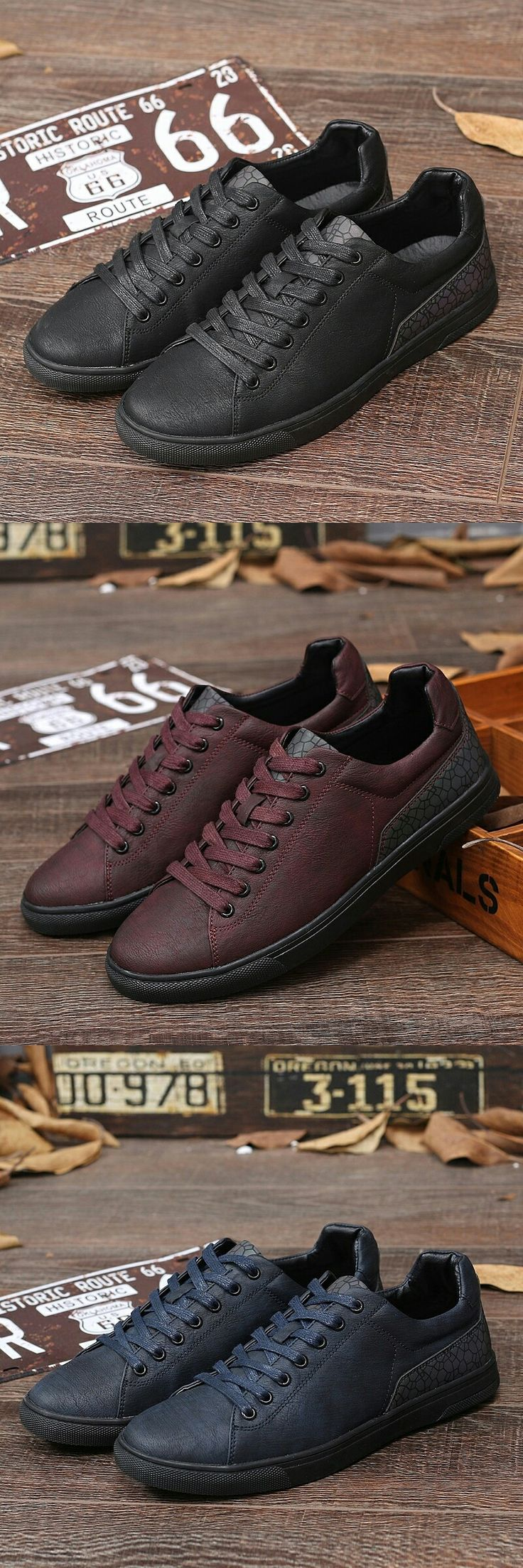 $23.98 <Click to buy> New Casual Shoes Man Canvas Sneaker