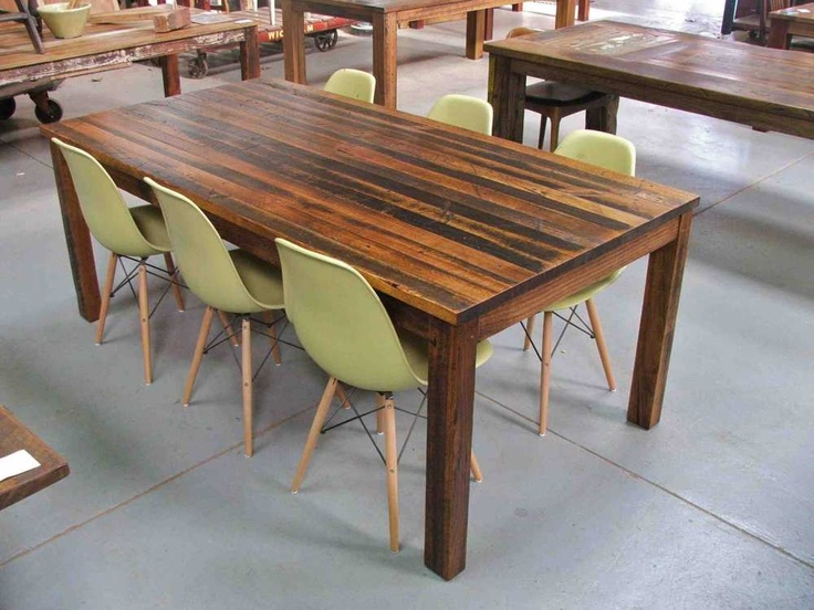 best  about Recycled timber furniture on Pinterest  Drum