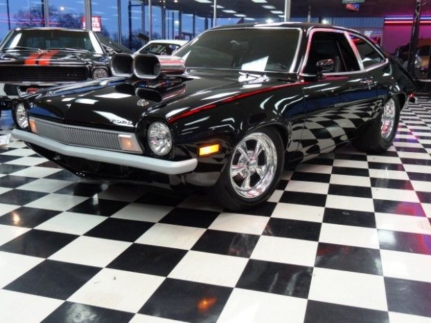 1980 ford pro street pinto milestones muscle cars