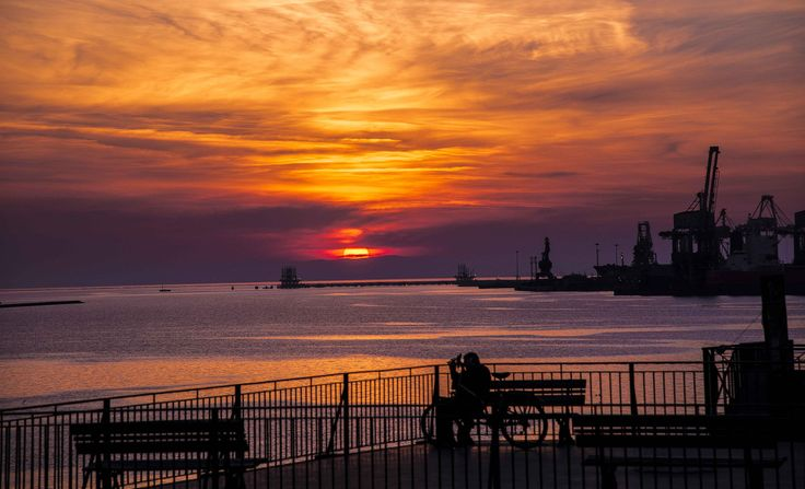 Watching the sunset. by Ciro Santopietro on 500px