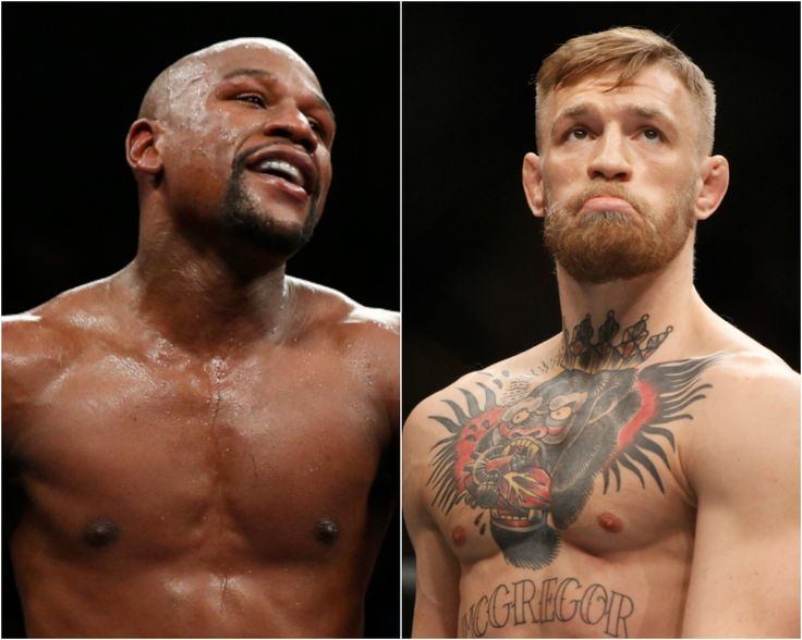 Floyd Mayweather's fight with UFC star Conor McGregor is 'good for boxing', says Carl Frampton