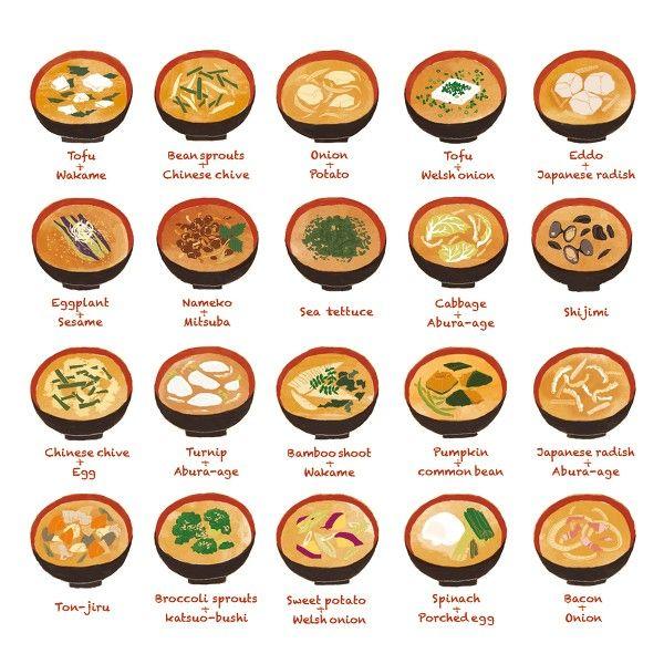 ¡Para todos los gustos! #Ramen #Noodles (Sushi Ingredients Illustration)